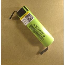 Аккумулятор 18650 3400mAh с лепестками LiitoKala