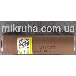 18650 аккумулятор высокотоковый 40А 3.7V 3000mAh