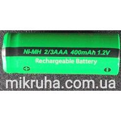 10280 аккумулятор 1.2V 400mAh