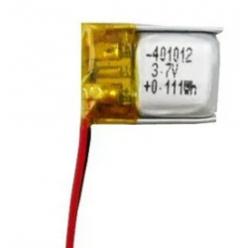 Аккумулятор 30 mАh 3.7V 401012 литий-полимер