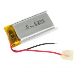 Li-PL аккумулятор 602035 800 mAh