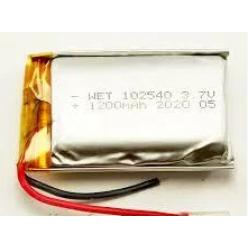 WET аккумулятор 803040 1200 mAh