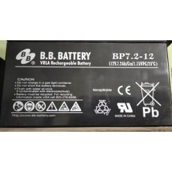 Аккумулятор BB Battery BP 7.2-12 (BP7.2)