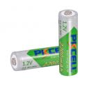 AAA PKCELL аккумулятор 1.2V 2200mAh