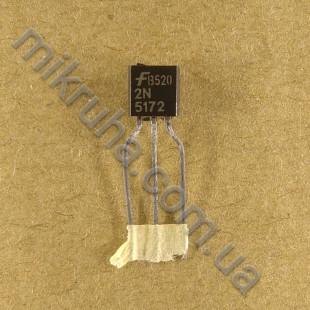 Транзистор биполярный 2N3906 в наличии и под заказ купить в Украине оптом и в розницу