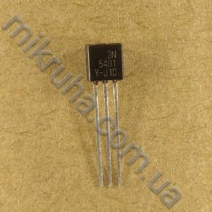 Транзистор биполярный 2N5401 в наличии и под заказ купить в Украине оптом и в розницу