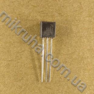 Транзистор биполярный 2N5551 в наличии и под заказ купить в Украине оптом и в розницу