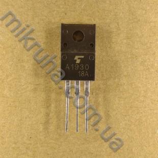 Транзистор биполярный 2SA1930 в наличии и под заказ купить в Украине оптом и в розницу