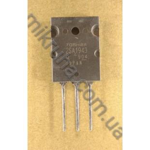 Транзистор биполярный 2SA1943 в наличии и под заказ купить в Украине оптом и в розницу