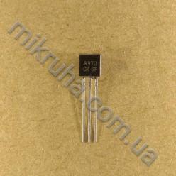 2SA970 транзистор биполярный