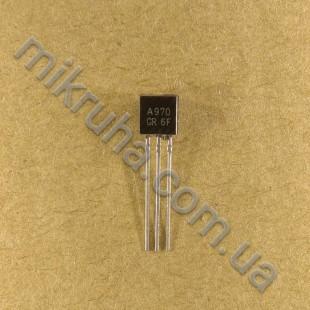 Транзистор биполярный 2SA970 в наличии и под заказ купить в Украине оптом и в розницу