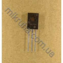 2SB649A транзистор биполярный