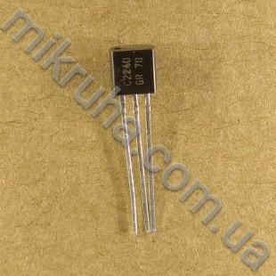 Биполярный транзистор 2SC2240 в наличии и под заказ купить в Украине оптом и в розницу