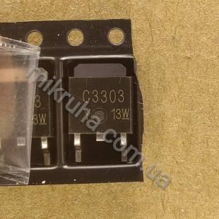 Биполярный транзистор 2SC3303 в наличии и под заказ купить в Украине оптом и в розницу