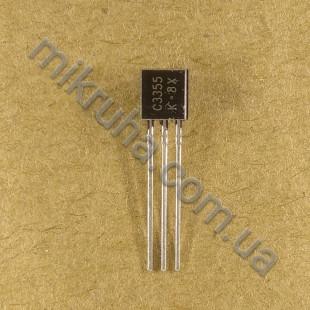 Биполярный транзистор 2SC3355 в наличии и под заказ купить в Украине оптом и в розницу