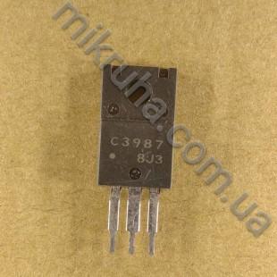 Биполярный транзистор 2SC3987 в наличии и под заказ купить в Украине оптом и в розницу