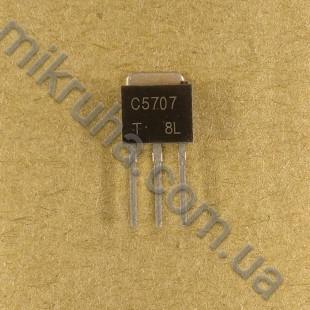 Биполярный транзистор 2SC5707 в наличии и под заказ купить в Украине оптом и в розницу