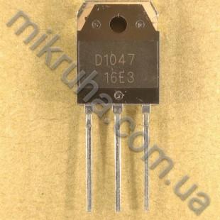 Биполярный транзистор 2SD1047 в наличии и под заказ купить в Украине оптом и в розницу