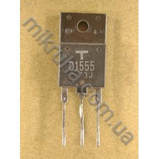 Биполярный транзистор 2SD1555 в наличии и под заказ купить в Украине оптом и в розницу