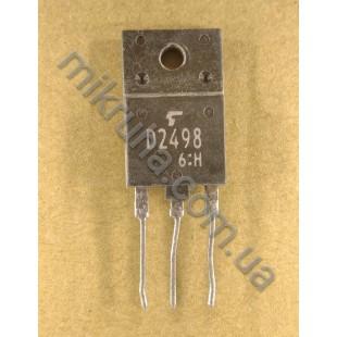 Биполярный транзистор 2SD2498 в наличии и под заказ купить в Украине оптом и в розницу