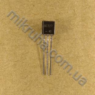 Биполярный транзистор BC327-40 в наличии и под заказ купить в Украине оптом и в розницу