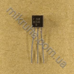 Биполярный транзистор BC546B  в наличии и под заказ купить в Украине оптом и в розницу