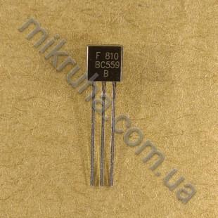 Биполярный транзистор BC559 в наличии и под заказ купить в Украине оптом и в розницу