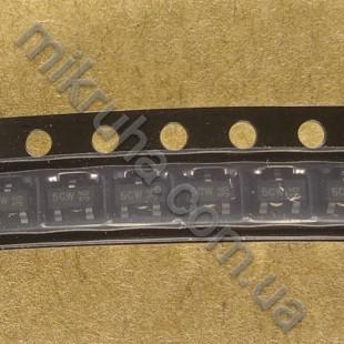 Биполярный транзистор BC807-40 в наличии и под заказ купить в Украине оптом и в розницу