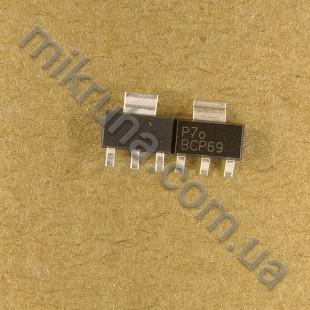 Биполярный транзистор BCP69 в наличии и под заказ купить в Украине оптом и в розницу