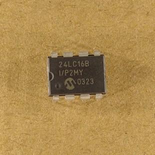 24LC16B-I/P2MY