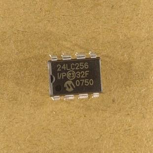 24LC256-I/P