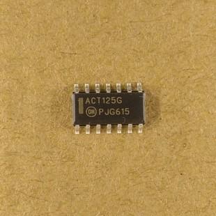 ACT125G (MC74ACT125DR2G)