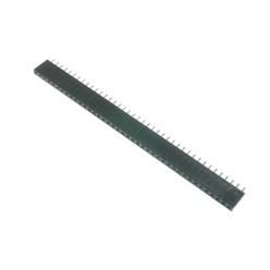 ZL262-40SG разъем штырьевой однорядный прямой 40pin мама