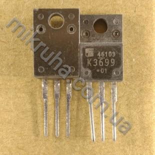 Полевой транзистор 2SK3699 в наличии и под заказ купить в Украине оптом и в розницу
