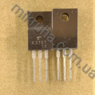 Полевой транзистор 2SK3797 в наличии и под заказ купить в Украине оптом и в розницу