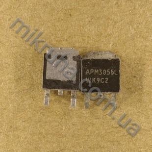 Полевой транзистор APM3055L в наличии и под заказ купить в Украине оптом и в розницу