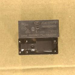 Реле 12V 16A маркировка JQX-115F-I 012-1HS3A