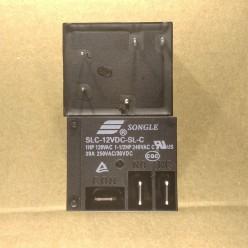 Реле 12V 30A маркировка SLC-12VDC-SL-C