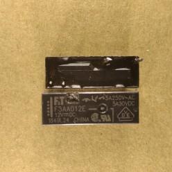 Реле 12V 5A маркировка FTR-F3AA012E