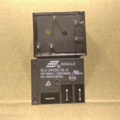 Реле 24V 30A маркировка SLC-24VDC-SL-C