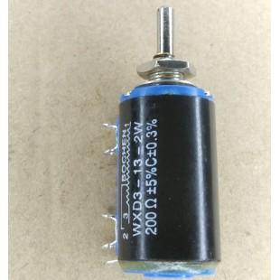 200 Ом WXD3-13-2W