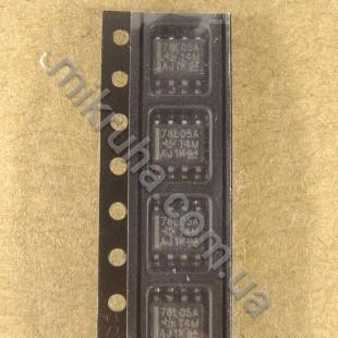 Стабилизатор 78L05ABD (5V)
