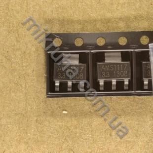Стабилизатор AMS1117-3.3 (3,3 V, 800mA)
