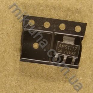 Стабилизатор AMS1117-5 (5 V, 800mA)
