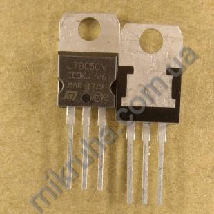 Стабилизатор 7805CV (5V)