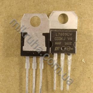 Стабилизатор 7809CV (9V)