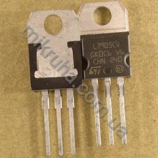 Стабилизатор 7905CV(-5V)