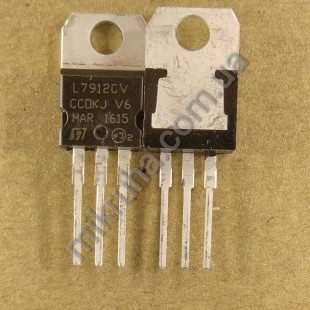 Стабилизатор 7912CV(-12V)