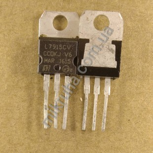 Стабилизатор 7915CV (15 V)