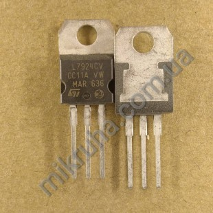 Стабилизатор 7924CV (24 V)